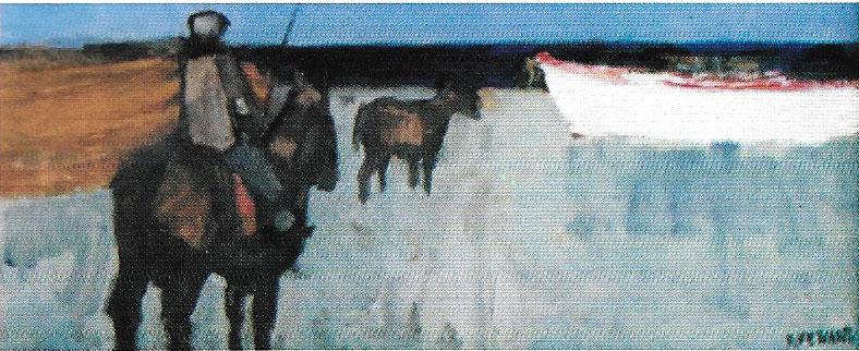 Maremma, 15x30 – Olio