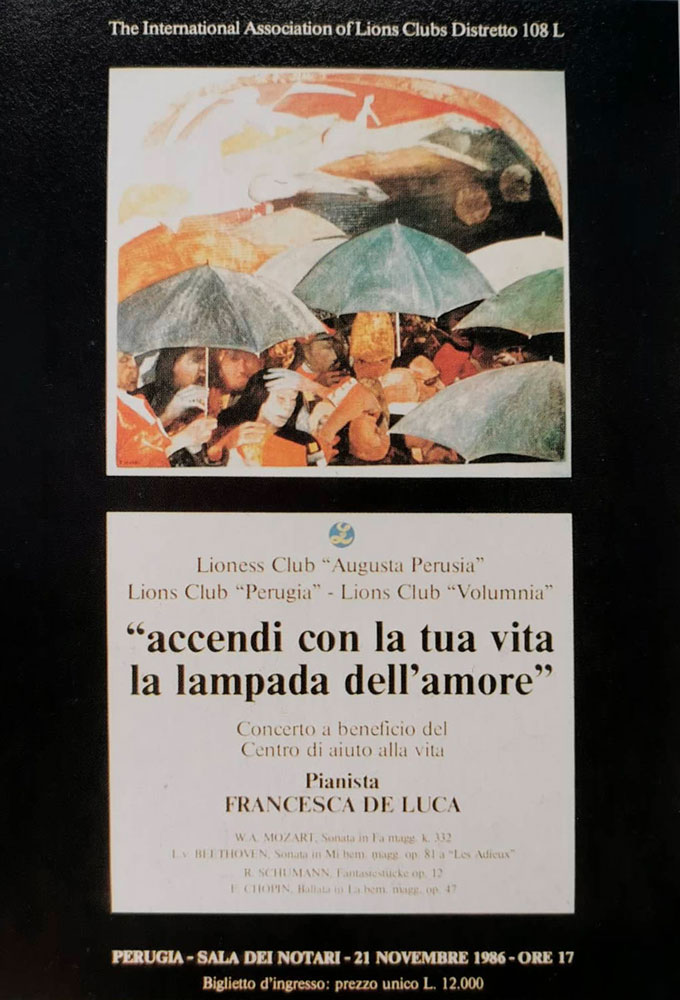 Manifesto 2 - Franco Venanti