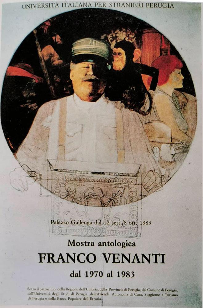 Manifesto 3 - Franco Venanti