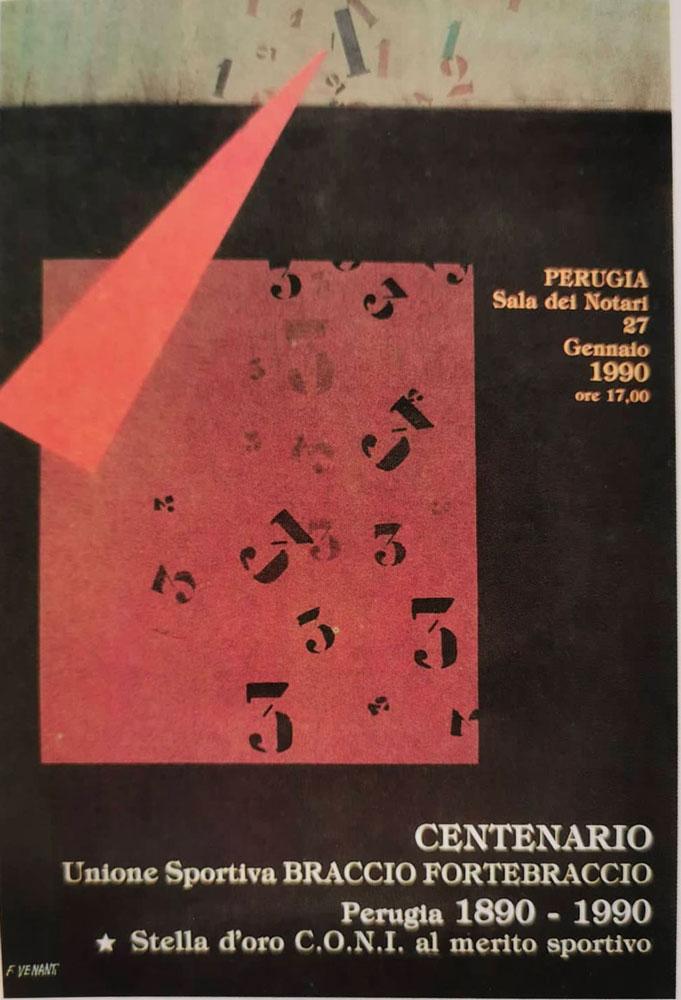 Manifesto 4 - Franco Venanti