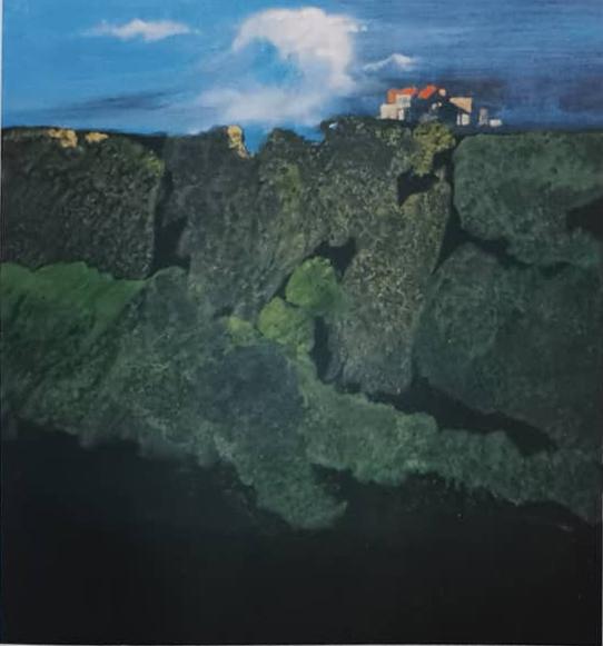 """""""La tempesta"""" di Franco Venanti"""