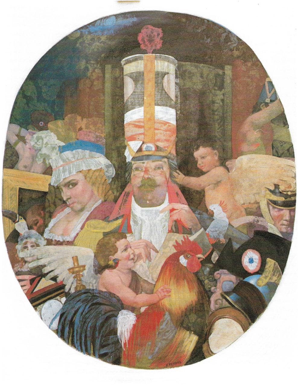 """Le chapeau"" di Franco Venanti"